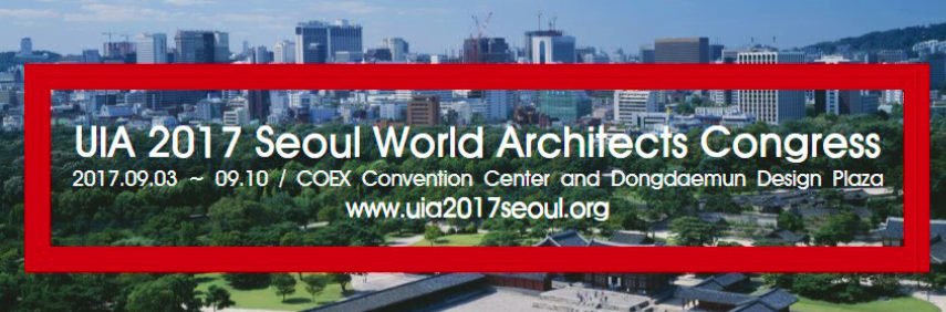 UIA 2017 Seoul World Architects Congress