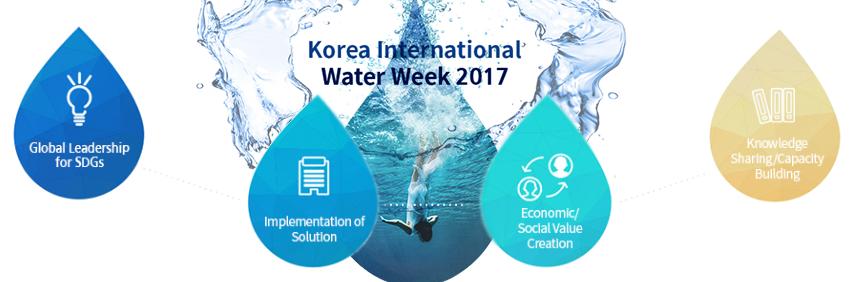 Korea International Water Week 2017