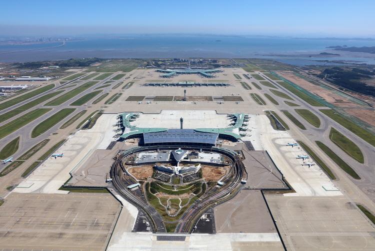 Incheon International Airport Terminal 2