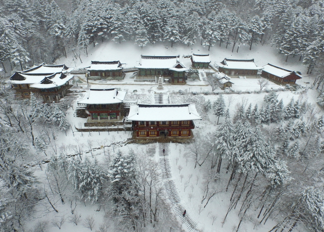 Korea Tourism Organization's Recommended Destinations for January