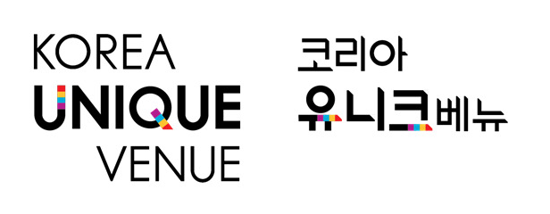 Korea Unique Venues Logo