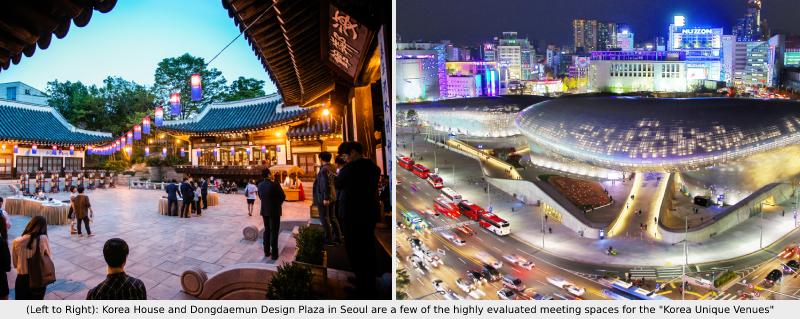 Korea Unique Venues