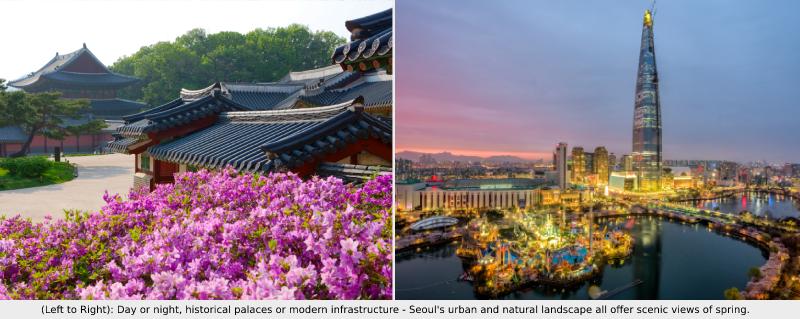 Korea Five Destinations to Wow your Delegates this Spring Seoul