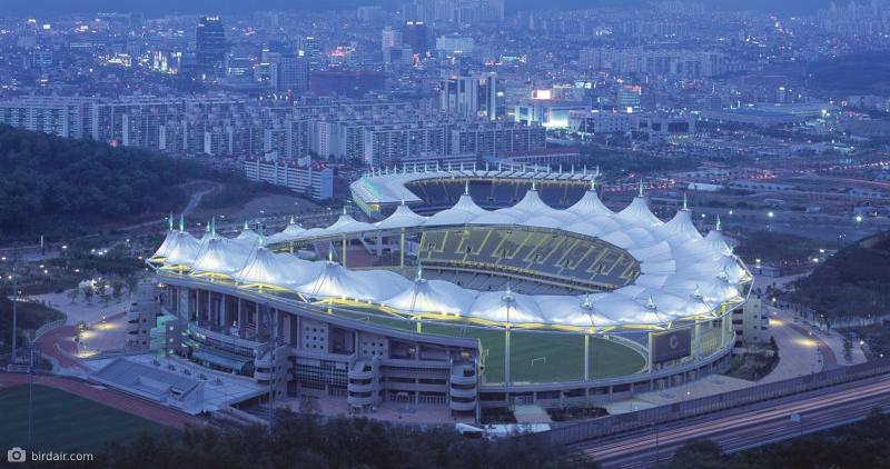 Unique Venue - Munhak Stadium, Incheon, Korea