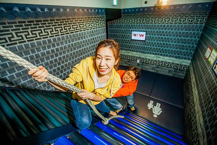 Dynamic Maze (Credit: Creative Tong)