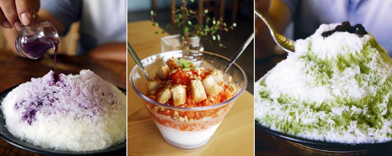 Top Korean Foods to Beat the Heat - Bingsu