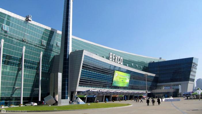 Busan - Meetings by the Sea - BEXCO