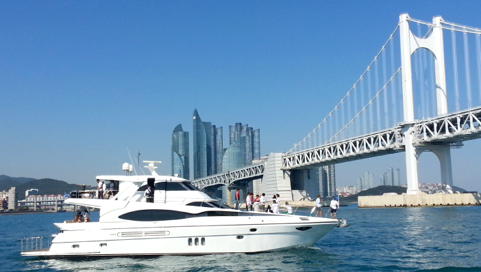 Busan - Meetings by the Sea - Yacht B