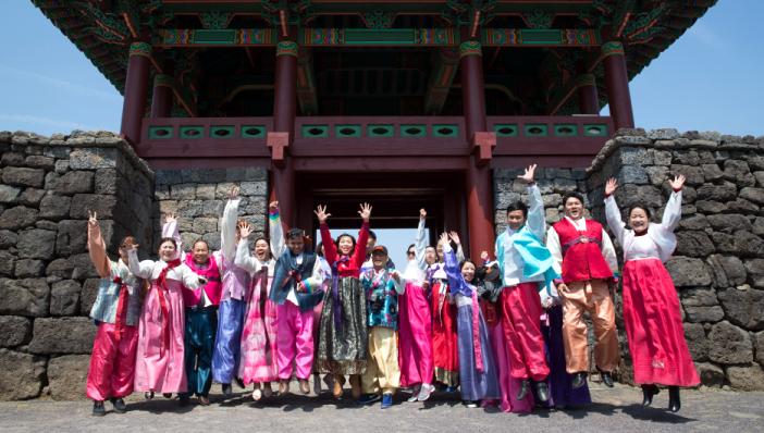 Jeju - Teambuilding and Island Culture Folk Village Fun