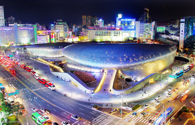 A Beginner's Guide to Hallyu MICE Experiences in Korea (Dongdaemun Design Plaza)