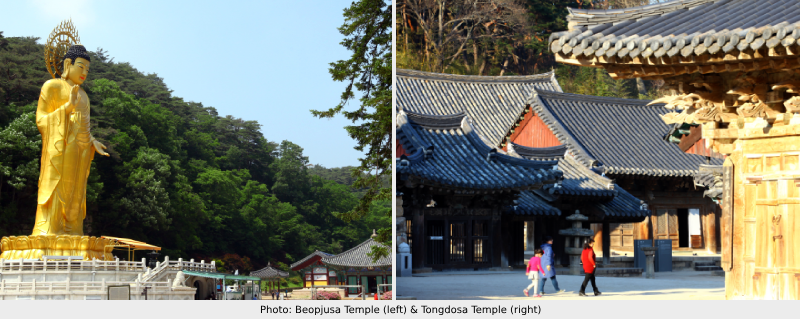 Korea's traditional temples become World Heritage Sites