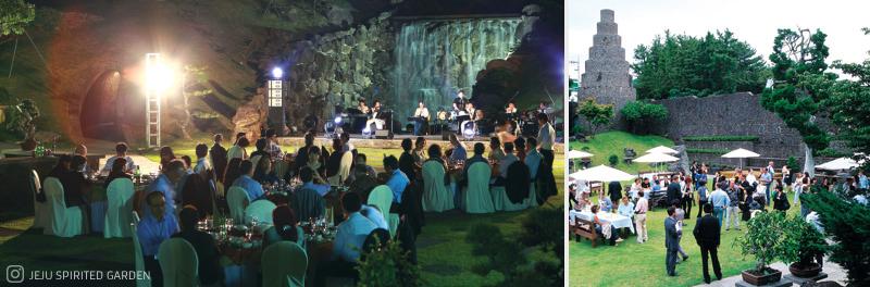 Jeju Spirited Garden Activities
