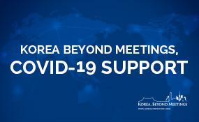 Korea Beyond Meetings, COVID-19 Support