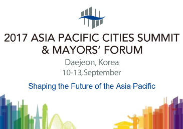 2017 Asia-Pacific Cities Summit & Mayors