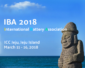 International Battery Association Conference 2018