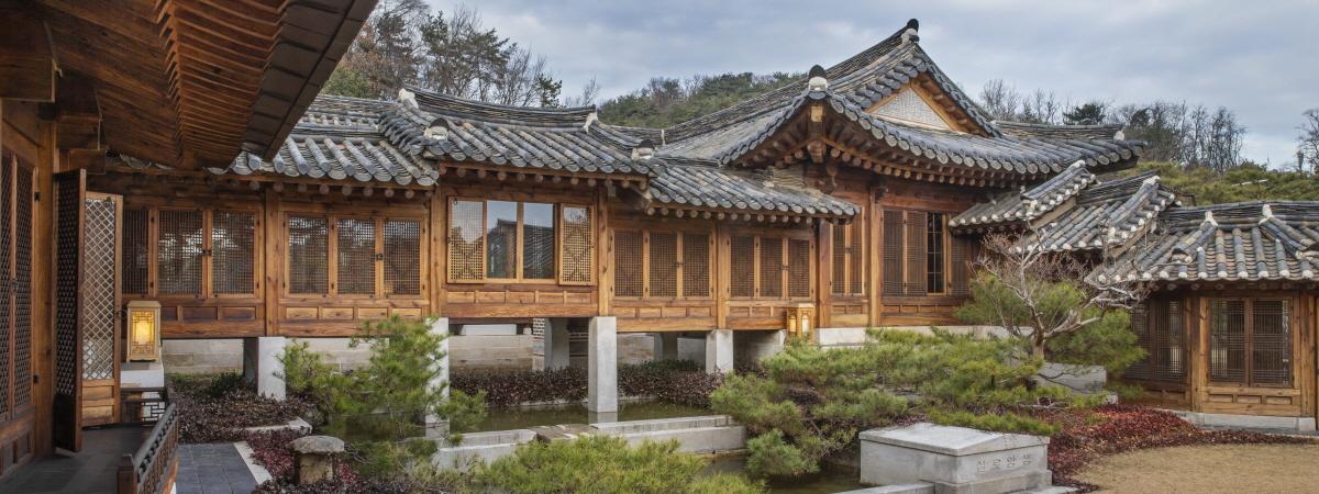 한국가구박물관 외관 전경