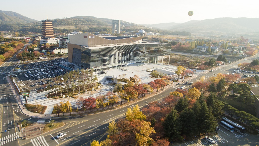 Gyeongju Hwabaek International Convention Center(large)
