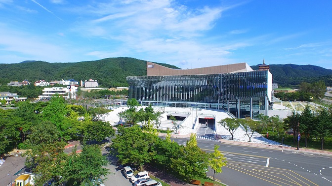 Gyeongju Hwabaek International Convention Center2