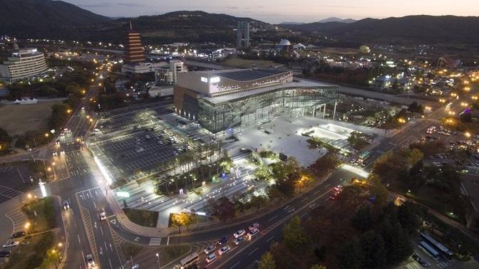Gyeongju Hwabaek International Convention Center3