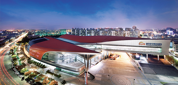 Kimdaejung Convention Center(large)