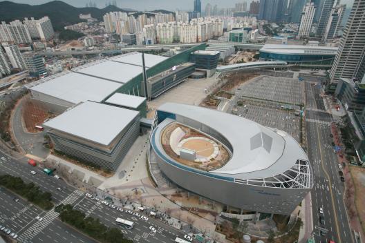 BEXCO (Busan Exhibition & Convention Center)7