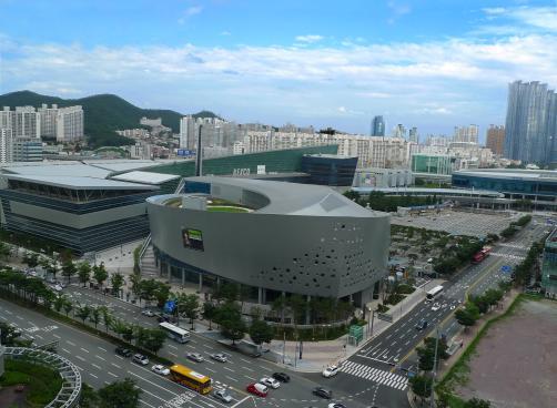 BEXCO (Busan Exhibition & Convention Center)9