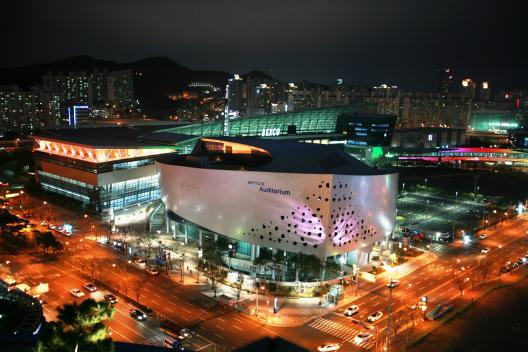 BEXCO (Busan Exhibition & Convention Center)3