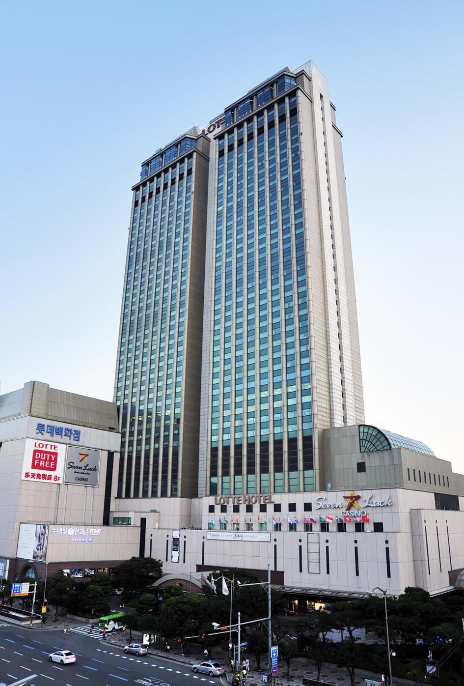 Lotte Hotel Busan representative image