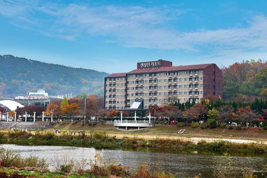 Kensington Resort Jirisan Namwon representative image