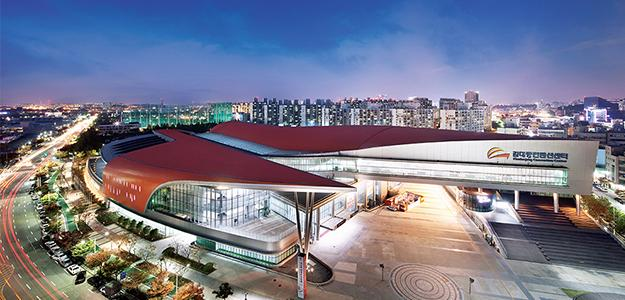 Kimdaejung Convention Center representative image