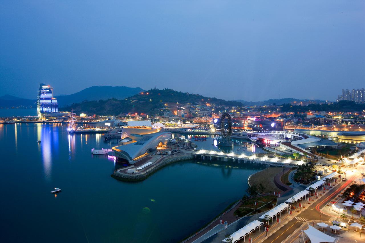 Yeosu Expo Convention Center representative image