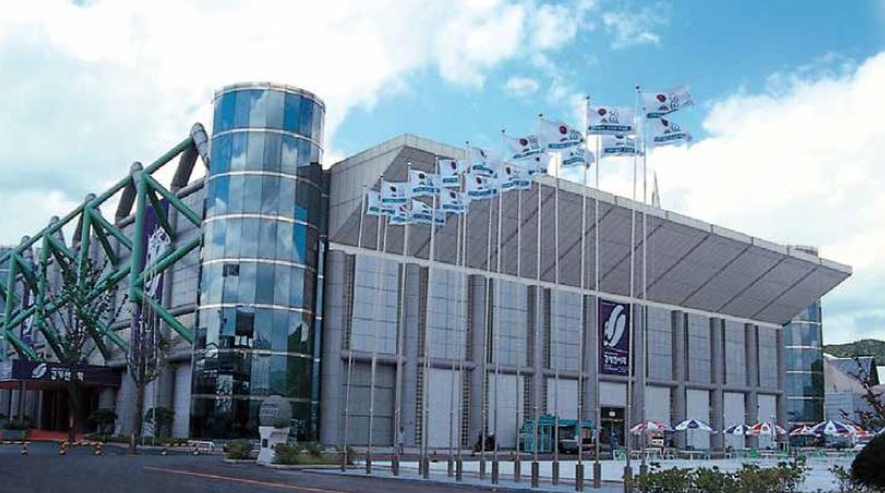 Daejeon International Exhibition & Convention Center (Completed in 2021) representative image